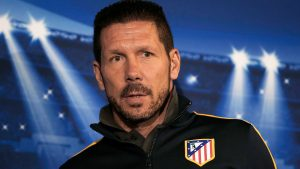 "Simeone: ""Resto all'Atletico Madrid, ho rifiutato un'offerta da 35 milioni"""