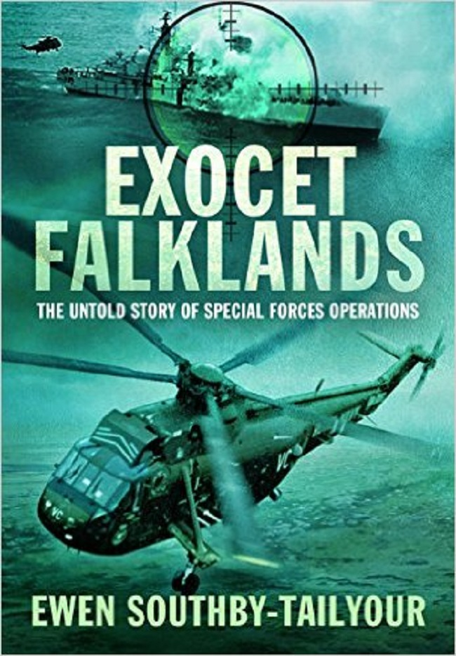 """Exocet Falklands"", libro racconta: corpi speciali volevano invadere Argentina"