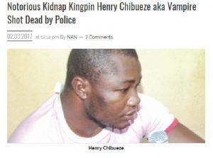 Henry Chibueze