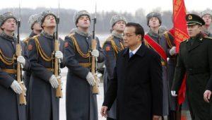 Il premier cinese Li Keqiang