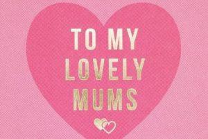 Festa della mamma, il biglietto per di auguri per le coppie lesbiche