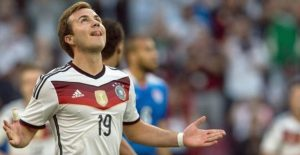 """Mario Goetze, un calcio alla malattia: """"In estate torna a allenarsi"""""""