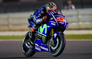 MotoGp Qatar, Maverick Vinales trionfa su Andrea Dovizioso e Valentino Rossi