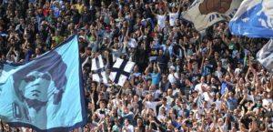 Napoli, in centomila contro la Juventus e Gonzalo Higuain