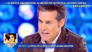 Virginia, la figlia di Anna Marchesini contro il padre Pasquale Valente