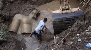 Egitto, statua gigante ritrovata non è di Ramses II ma di Psammetico I