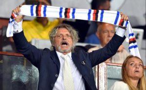 """Genoa-Sampdoria, Ferrero: """"Se vinciamo invado campo e Preziosi si inc..."""""""