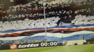 Sampdoria-Genoa 0-3 del 2013 (VIDEO): il gol di Lodi visto dalla Nord