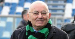 """Calciomercato Sassuolo, Giorgio Squinzi: """"Berardi vale 50 milioni"""""""