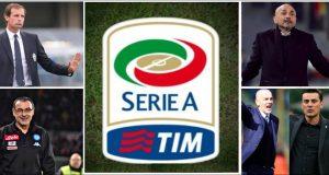 Serie A risultati diretta 29 giornata roma sassuolo sampdoria juventus empoli napoli cagliari lazio
