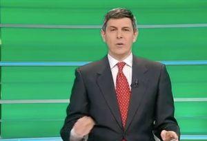 """Tg La7, Luca Celata si scusa: """"Ho scambiato il nome di Tiziano Renzi perché apprezzo l'altro, Ferro"""""""