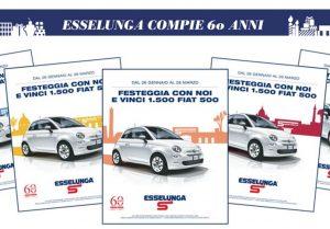 Esselunga, febbre da spesa tra i clienti: con 30 euro puoi vincere una Fiat 500