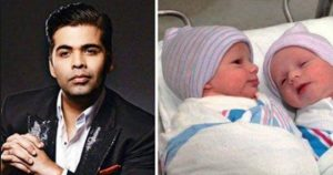 Bollywood, due gemelli per Karan Johar. La foto: autentica o no?