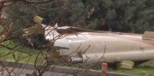 YOUTUBE Istanbul, elicottero urta torre tv e precipita: 5 morti