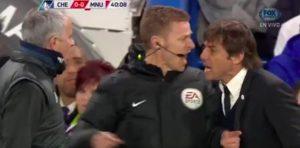 Chelsea-Manchester United, Antonio Conte-Josè Mourinho che scintille