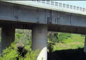 Autostrada A27, paura per i piloni che cadono a pezzi