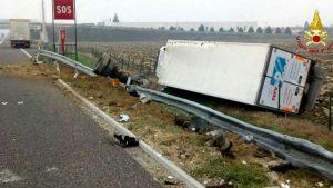Padova, incidente sulla A4: molti veicoli coinvolti, 4 feriti