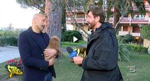 """Luciano Spalletti, tapiro d'oro: """"Rinnovo e Totti? Ci sono clausole"""""""