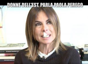 """Paola Perego in lacrime alle Iene contro i dirigenti Rai: """"Il programma era stato approvato"""""""