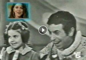 """Cristina D'Avena ricorda Cino Tortorella: """"E' stato un pezzo della mia vita"""" VIDEO"""