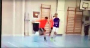 Futsal, altro che Falcao e Ricardinho: freestyler regala spettacolo