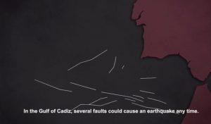 """YOUTUBE Tsunami in Spagna e Portogallo, gli esperti: """"La domanda non è se, ma quando"""""""