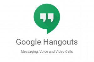 Google, addio Gchat: Hangouts per tutti