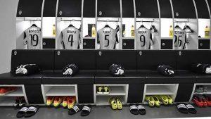 Juventus Stadium, i segreti degli spogliatoi: dalle frasi di Sivori ai due troni