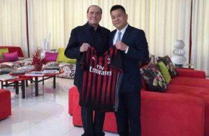 Yonghong Li e Berlusconi