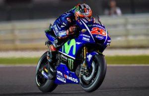 MotoGp Qatar, Vinales in pole. Qualifiche annullate per maltempo