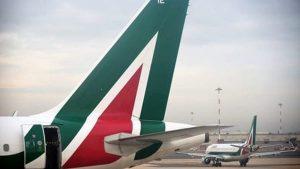 Alitalia, cancellati tutti i voli su Reggio Calabria dal 27 marzo