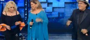Antonella Clerici, Romina e Al Bano