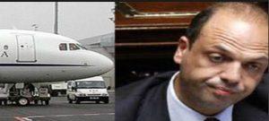 """Alfano e i """"voli blu"""" sugli aerei di Stato: M5S lo denuncia per peculato"""