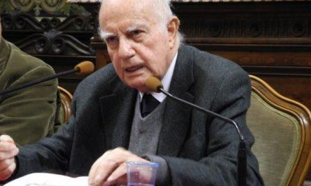 Alfredo Reichlin è morto: fu partigiano e storico dirigente del Pci