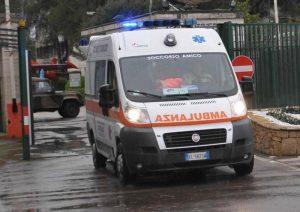 Limbiate: donna in bici morta, investita dall'ambulanza