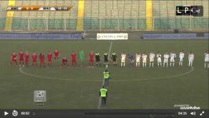 Ancona-Südtirol Sportube: streaming diretta live, ecco come vedere la partita