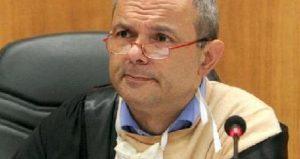 """Angelo Mascolo, il giudice che si arma: """"Da ora girerò con la pistola"""""""