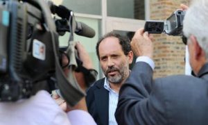Antonio Ingroia, l'ex pm indagato per peculato