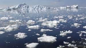 Scioglimento ghiacci nell' Artico