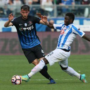 Atalanta-Pescara 3-0 pagelle, highlights, foto: Papu Gomez decisivo