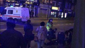 Londra: auto sulla folla, panico e feriti ma non è un attentato