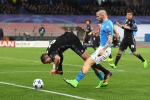 """Napoli-Real, Hamsik: """"Fuori dalla Champions a testa alta"""""""