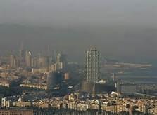 Smog a Barcellona