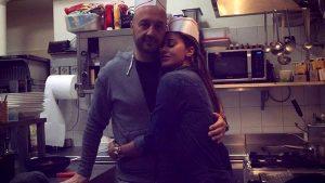 """Ex cuoco del Ricci di Belen e Bastianich: """"Lavoravo 17 ore al giorno"""""""
