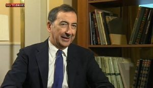 Beppe Sala e Chiara Bazoli, love story tra sindaco e figlia del banchiere