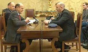 """Bersani: """"Io sto con Grillo, se M5S vince io ci sono"""""""