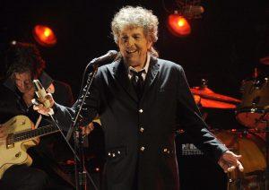 Bob Dylan ritirerà il premio Nobel a Stoccolma: era in città per due concerti...