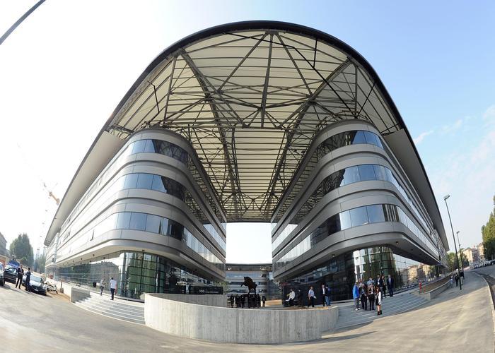 Il Campus Universitario Luigi Einaudi di Torino (Ansa)