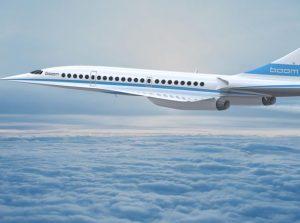 Boom, il jet passeggeri per volare a 2700 chilometri all'ora: è il più veloce al mondo