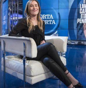 """Maria Elena Boschi a Porta a Porta: """"Lotti? M5s fa solito show"""""""